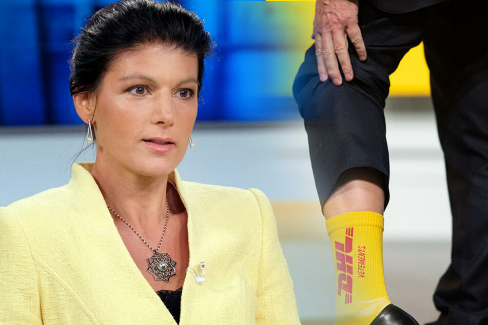 """""""Eine Sauerei!"""" Nicht nur Sahra Wagenknecht ist wütend auf DHL"""