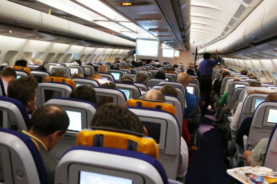 Frankfurt: Lufthansa Airbus 320: Deswegen bleibt ab jetzt die letzte Reihe frei