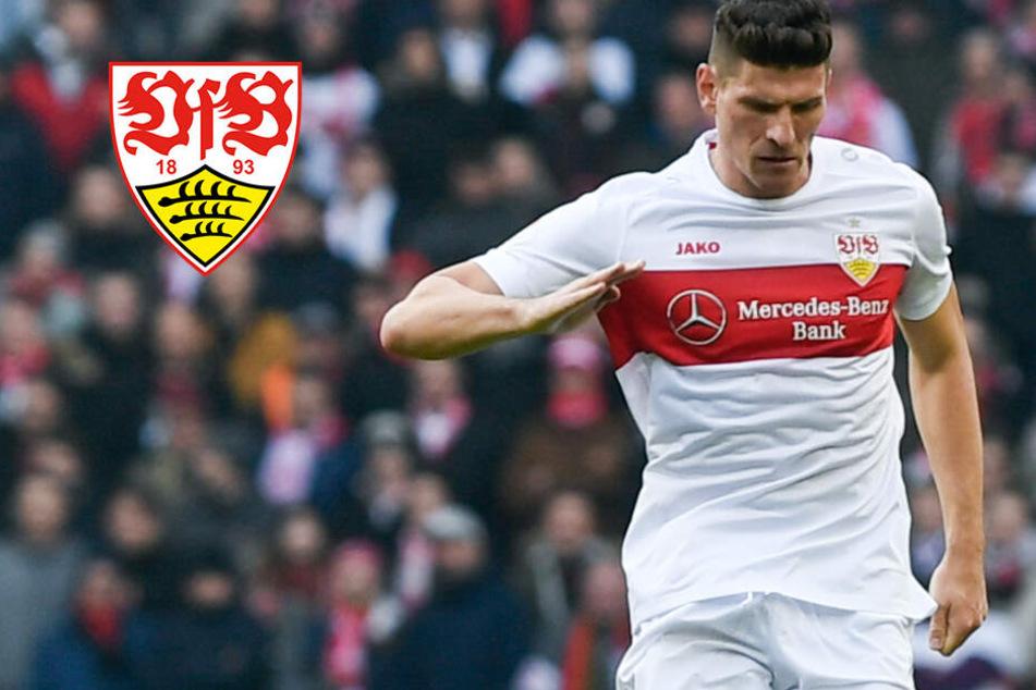 """VfB-Star Mario Gomez nach Derbysieg: """"Die Erwartungshaltung ist riesig in Stuttgart"""""""