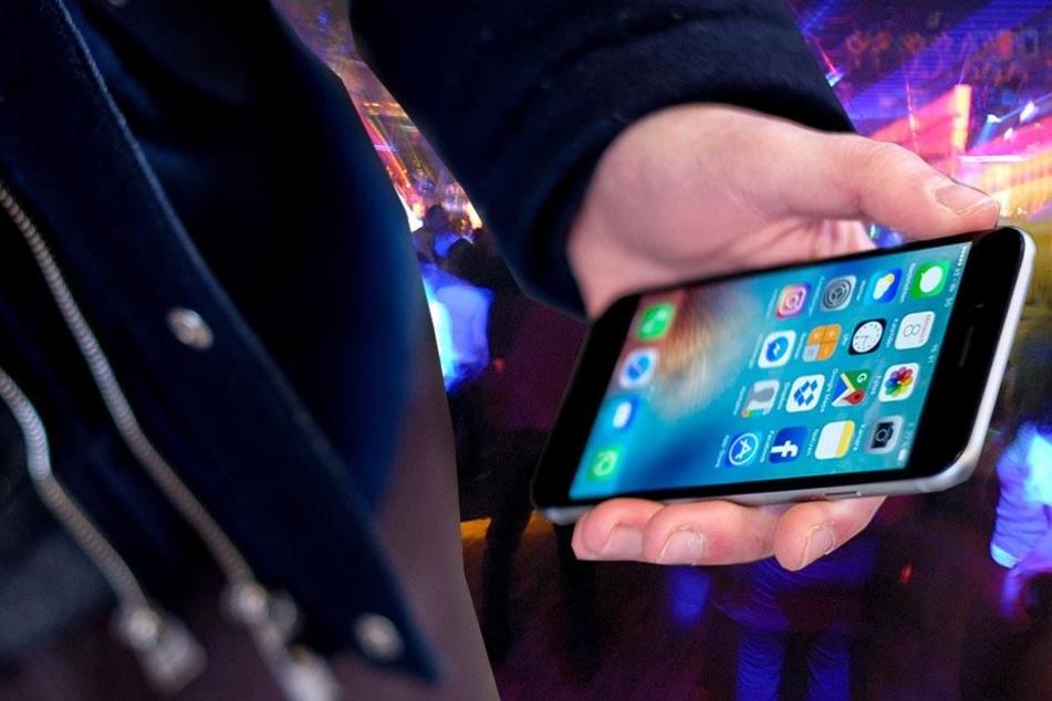 Party-Gäste beklagen Diebstahl vieler Smartphones