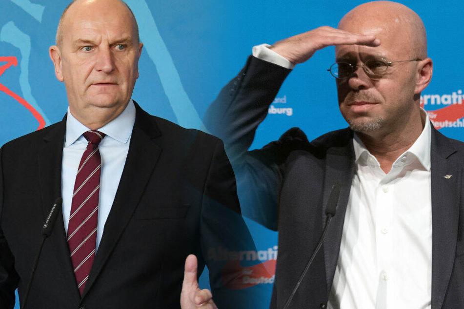 Kopf-an-Kopf-Rennen zwischen SPD und AfD in Brandenburg
