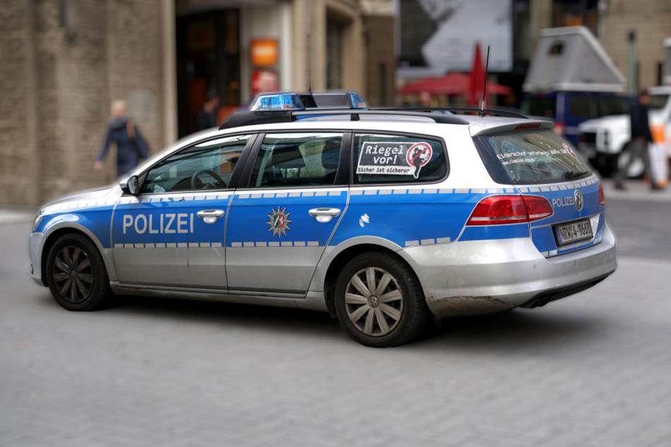 Ein Polizeiauto der Kölner Beamten (Archiv)