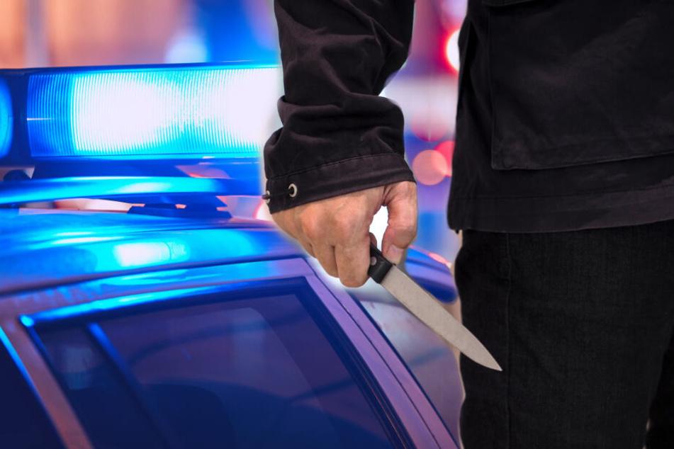 Die Polizei hat bereits einen Tatverdächtigen festgenommen. (Symbolbild)