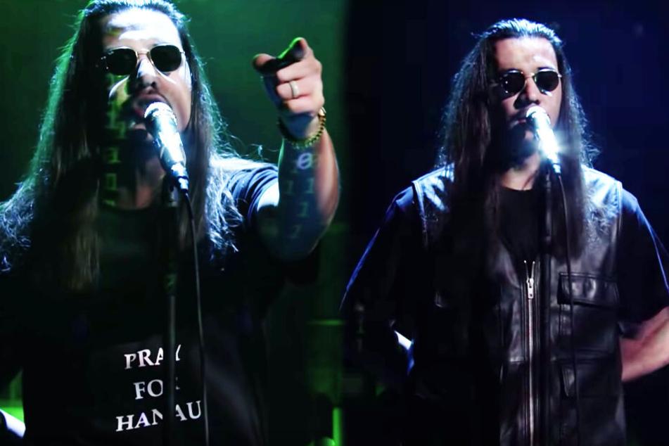 Apache 207 feiert TV-Debüt mit neuem Song, doch die Fans bewegt etwas anderes