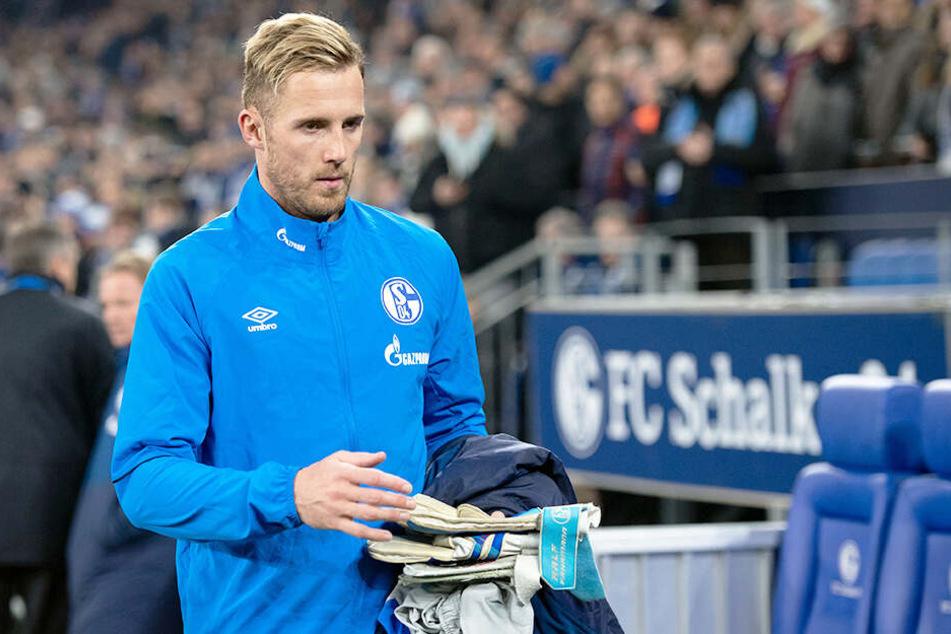 Wurde von Nübel aus dem Kasten der Schalker verdrängt und ist diese Saison zu Norwich City verliehen worden: Ralf Fährmann.
