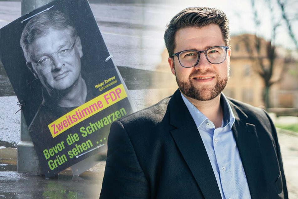 Nach Wahldebakel: Herr Brunner aus Kamenz will Sachsens FDP retten