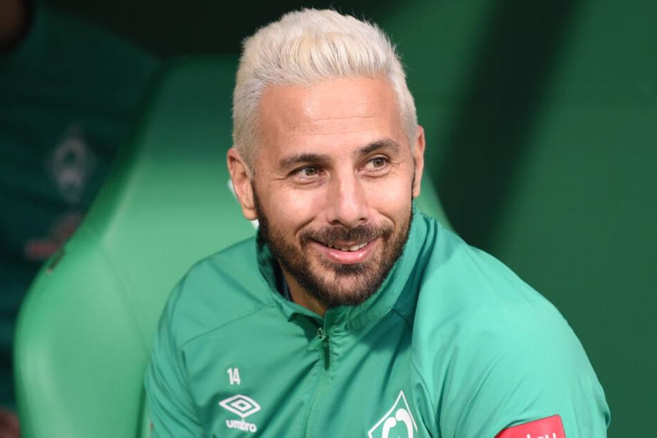 Die personifizierte Leichtigkeit: Wird die letzte Saison von Claudio Pizarro letztlich zur allerschwersten seiner Karriere?