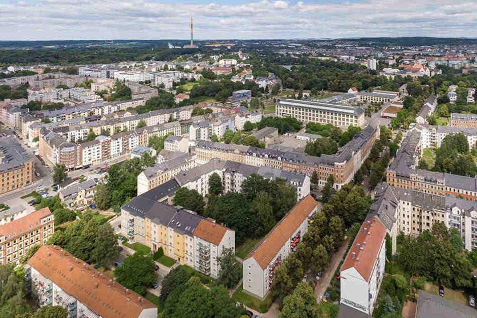 Kaßberg auf Rang fünf bei Hartz-IV-Beziehern!