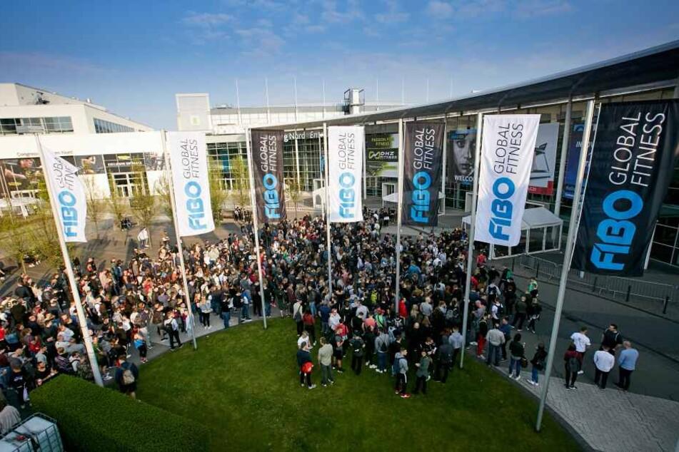 Seit Jahren strömen Zehntausende Besucher zur FIBO nach Köln.