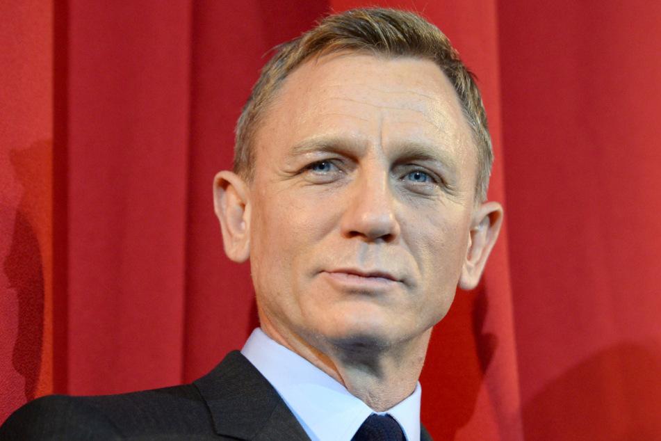 """Daniel Craig, britischer Schauspieler, aufgenommen bei der Deutschlandpremiere des James-Bond-Films """"Spectre""""."""