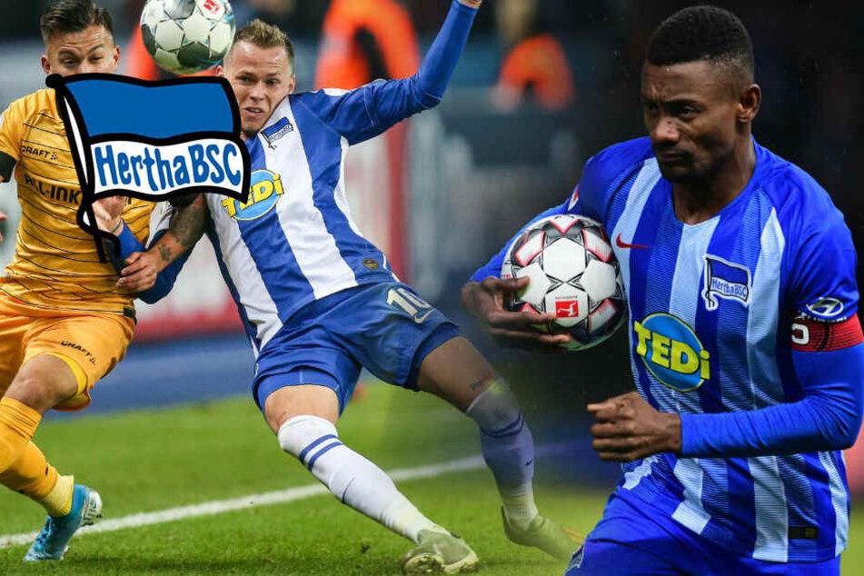 Duda und Kalou bei Hertha vor dem Aus: Das sind die Verlierer unter Klinsmann