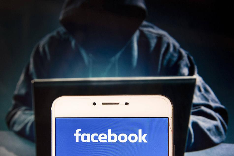 Bei Facebook verliert so mancher Sachse jegliche Beherrschung. Solche Fälle landen mittlerweile täglich vor Gericht.