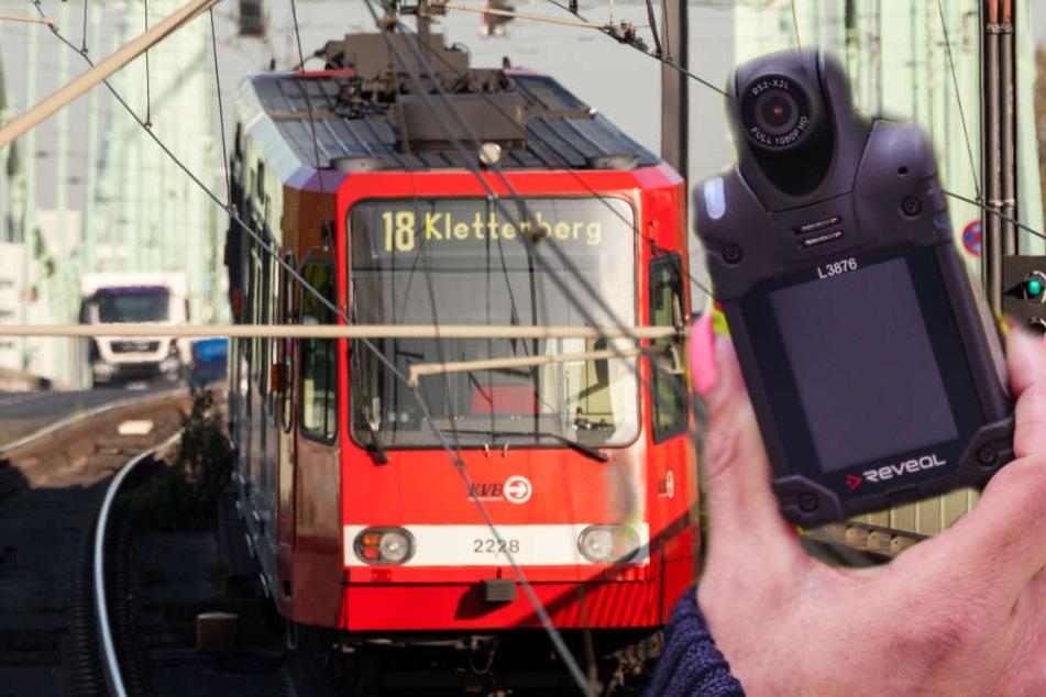 Ob die KVB Bodycams zu Testzwecken einführt, ist noch offen.