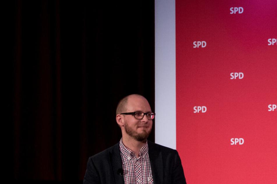 Der SPD-Landtagsabgeordnete Tobias von Pein (33).