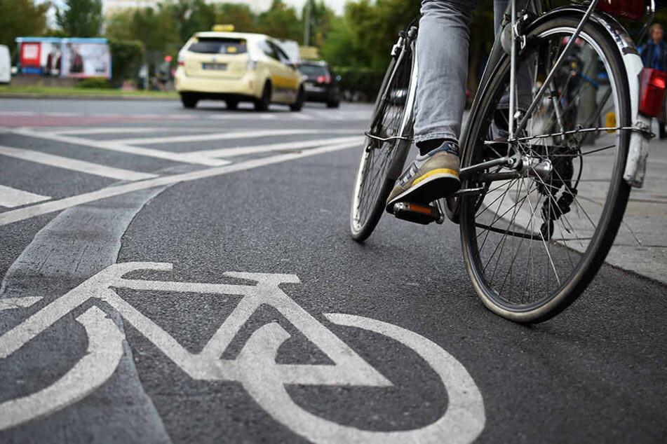 Mit dem Fahrrad bequem von Leipzig nach Halle? Das ist vielleicht bald möglich! (Symbolbild)