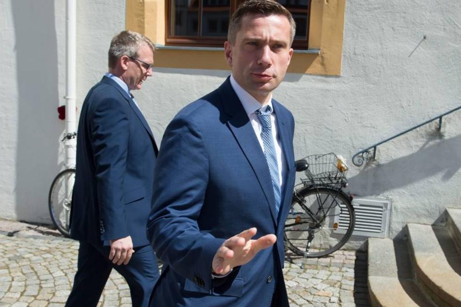 Minister Martin Dulig (43, SPD) warnt vor politischem Aktionismus.