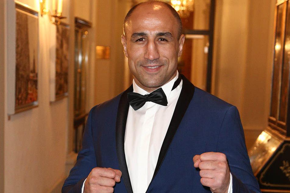 Boxer Arthur Abraham (37).