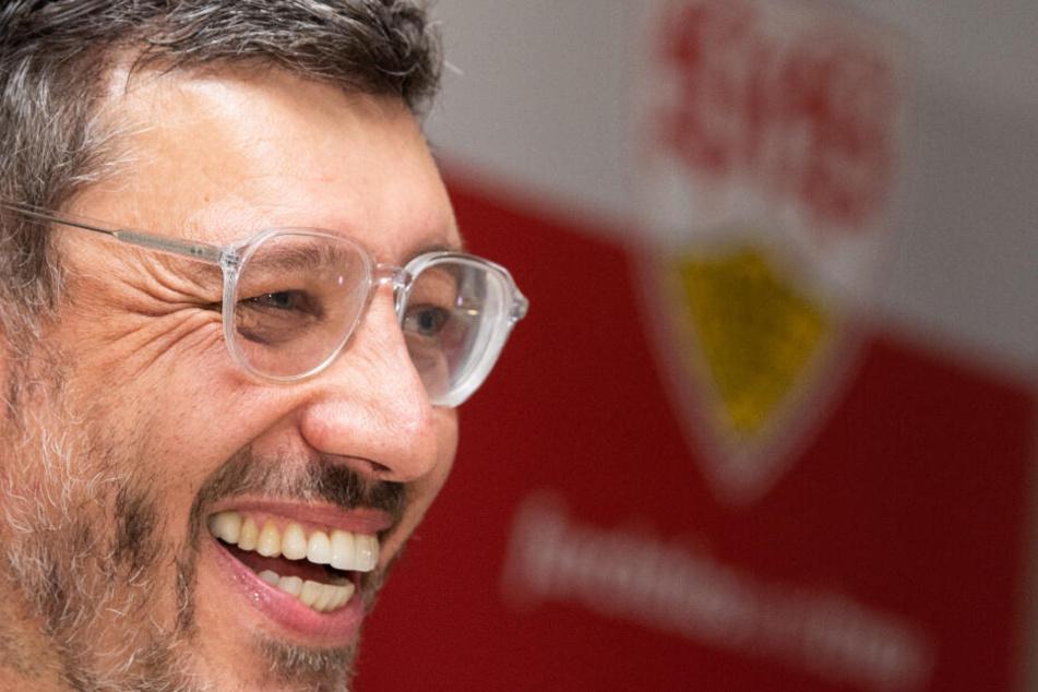 Claus Vogt (Foto), der Präsident des VfB Stuttgart, möchte die Wogen zwischen Guido Buchwald und dem Verein glätten.