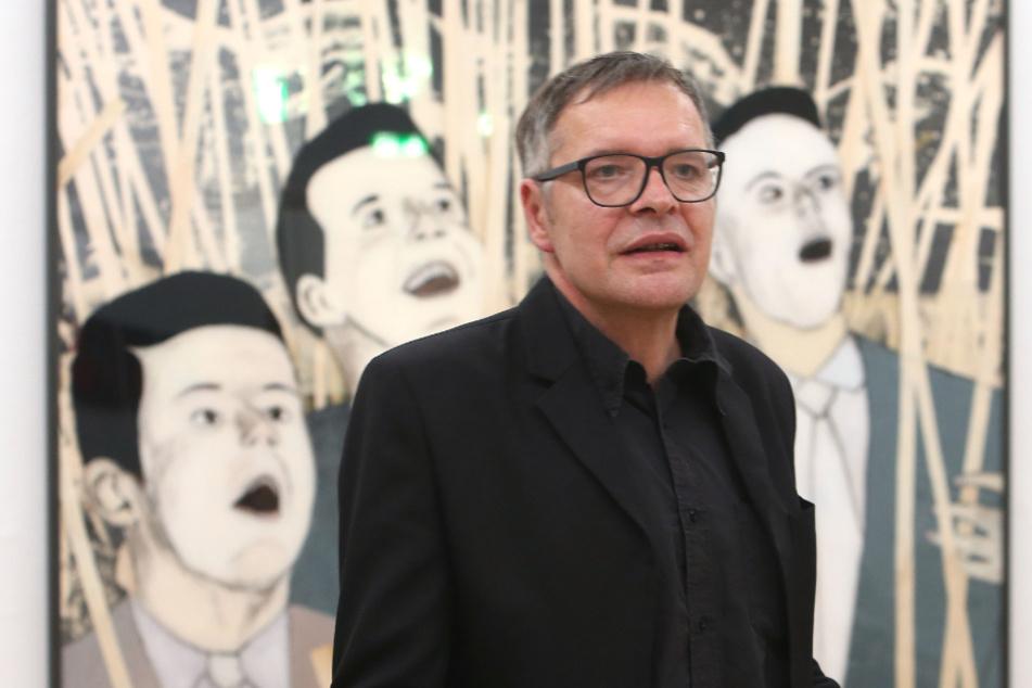Appellierte in einer der letzten Petitionen für Kunst- und Kultur-Unterstützung: Jan Kummer (55).