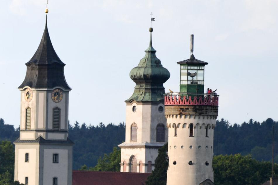 Durchsuchungen bei der Stadt Lindau wegen Verdacht der Steuerhinterziehung