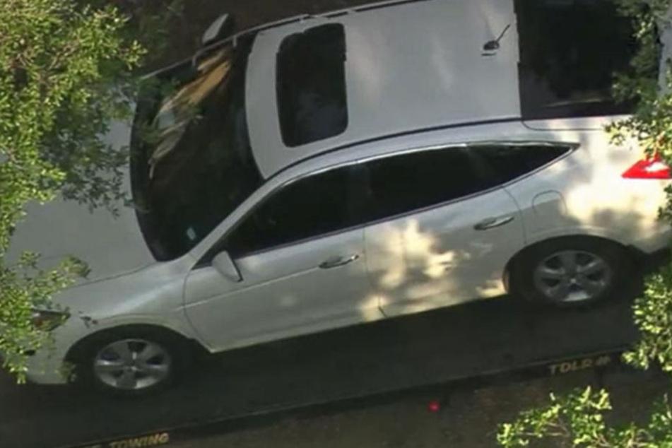 Dieses Auto wurde für die beiden Geschwister (2, 16 Monate) zum tödlichen Gefängnis.