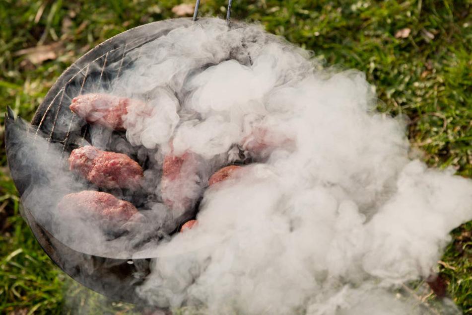 Waldbrandgefahr: Erste Grillplätze in der Stadt gesperrt