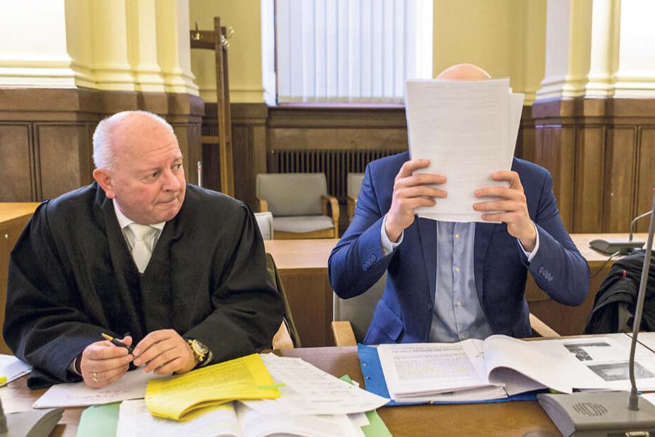 Er war im rechten Mob beim Überfall auf Connewitz dabei: Rechtsreferendar will nichts gewusst haben