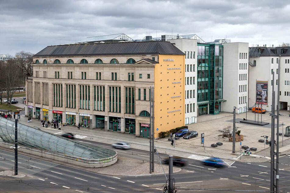 Wegen diverser Zwischenfälle wurde das kostenlose WLAN im Tietz abgeschaltet. Geschäftstreibende im Erdgeschoss hatten sich beschwert.