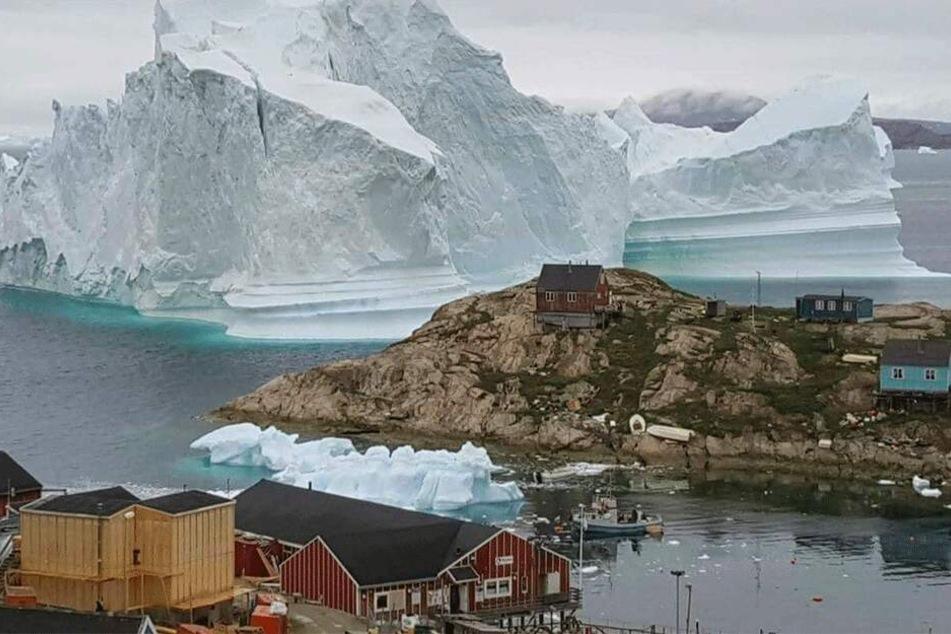 Einen goldenen Trump Tower brauchen die Einwohner Grönlands nicht zu befürchten.