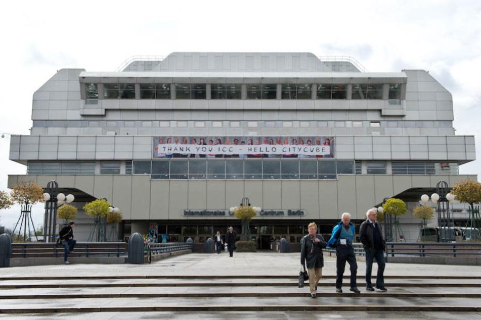 Nach der Hauptversammlung von Auto-Riese Daimler im April 2014 schloss das Kongresszentrum.