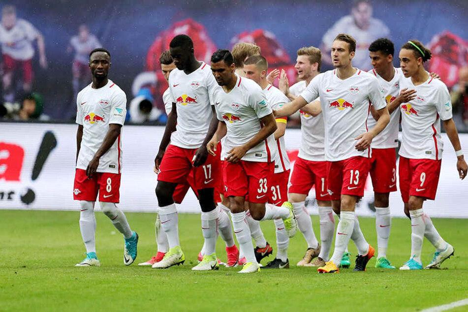 Noch hat RB Leipzig die Chance einen Rekord zu brechen - als bester Aufsteiger.