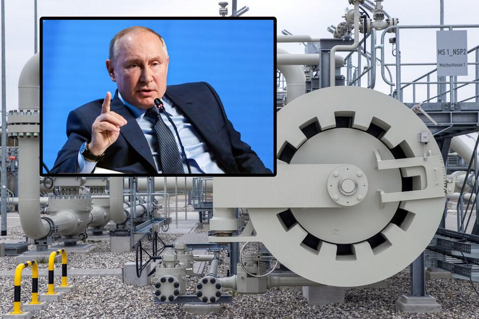 Nord Stream 2: Wladimir Putin kommt seinem Wunsch einen Schritt näher