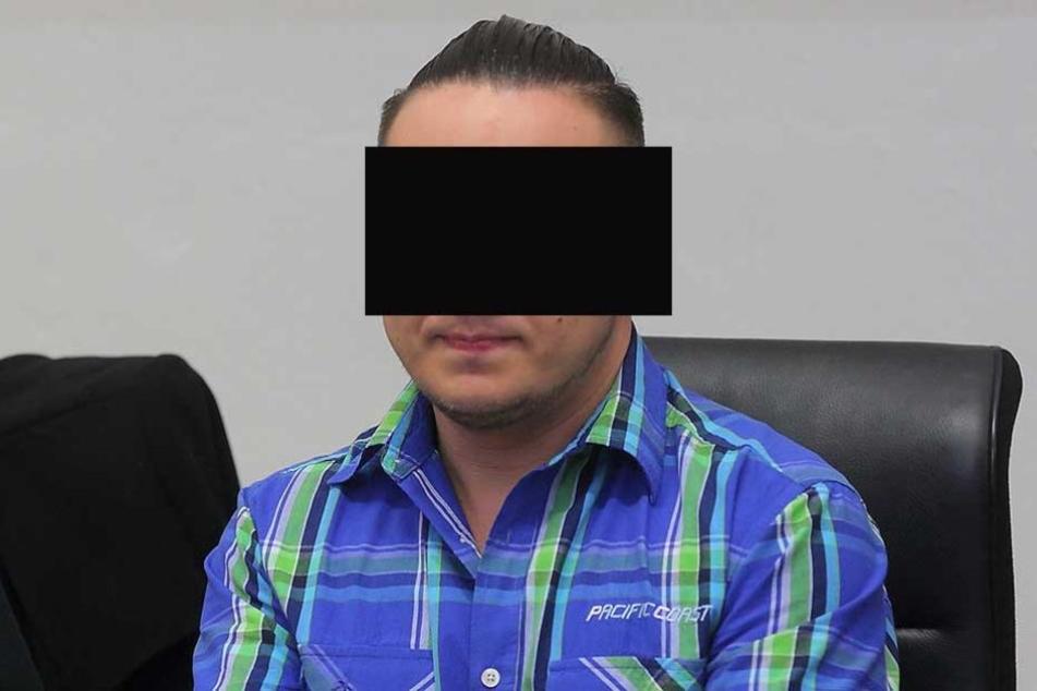 Iulian V. (31) werden über 100 Betrugstaten vorgeworfen.