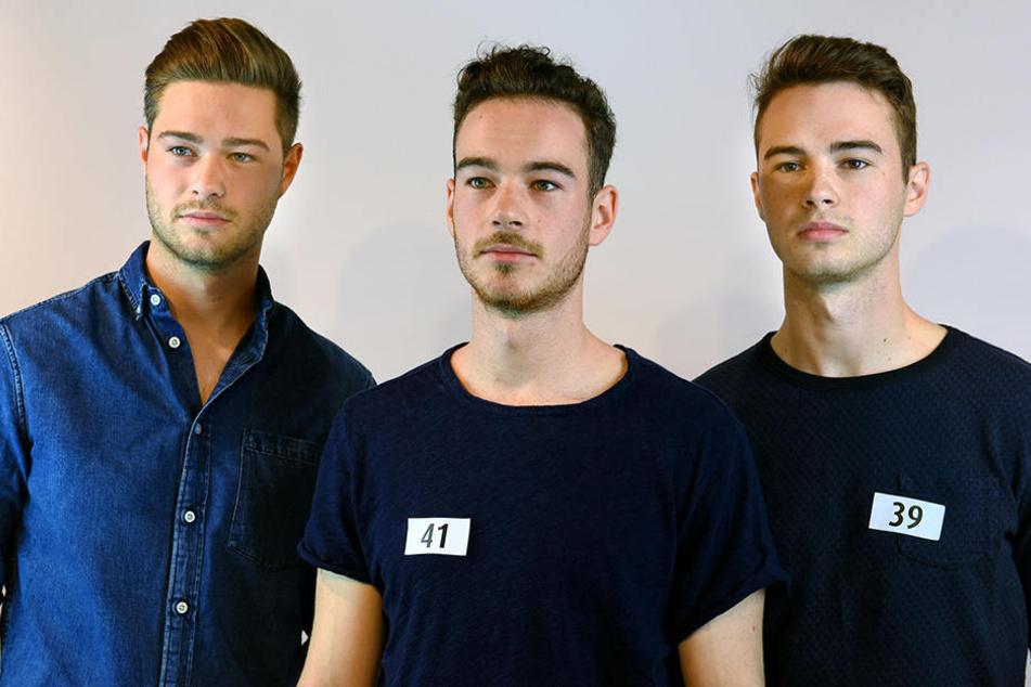 Die drei Brüder Matthias, Thomas und Oliver Thiessen haben den Traum Model zu werden.