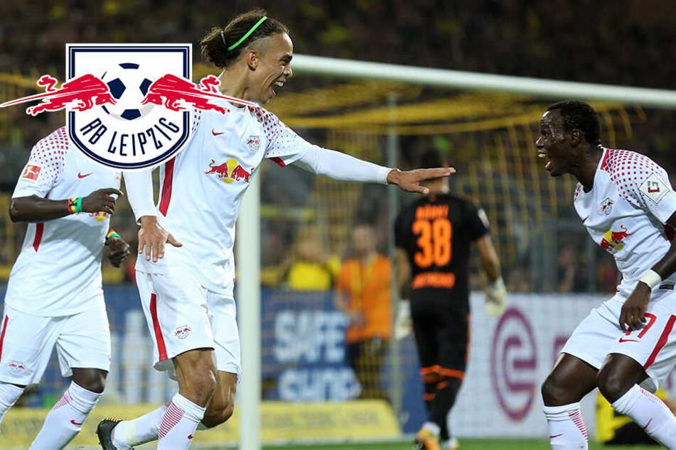 """RB Leipzigs """"hervorragende Ausgangsposition"""" vor Top-Duell gegen Dortmund"""