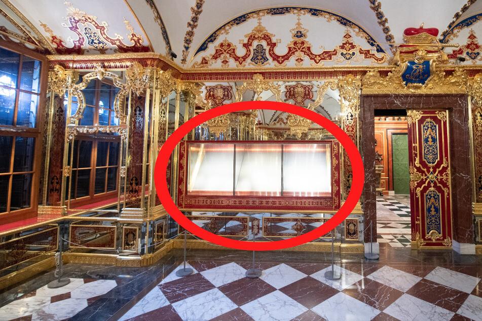 Juwelendiebstahl in Dresden: Keine schnelle Anklage erwartet