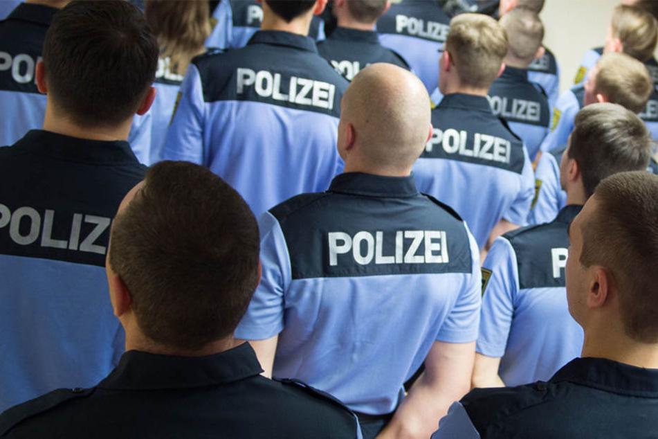 Die Berliner Polizei könnte sich um den Nachwuchs Sorgen machen. (Symbolbild)