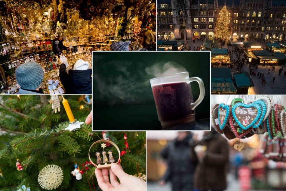 Die 10 schönsten Weihnachtsmärkte in München