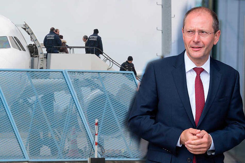 Warum schiebt Sachsen weniger Asylbewerber ab?