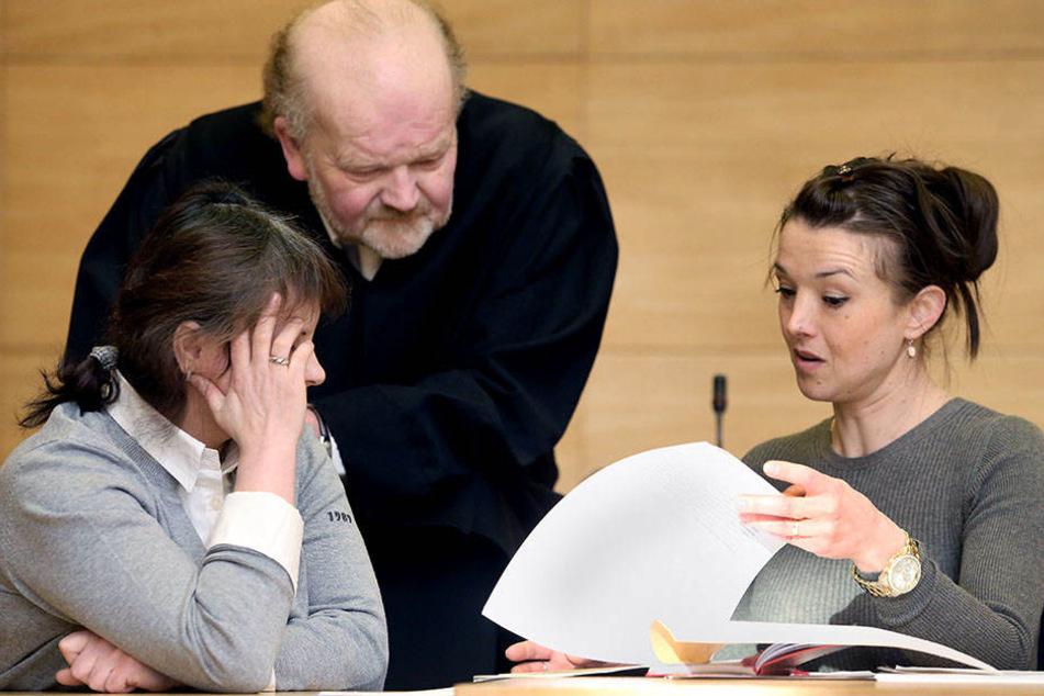 Der Prozess gegen die Frau, die ihr Baby aussetzte, wird neu aufgerollt.
