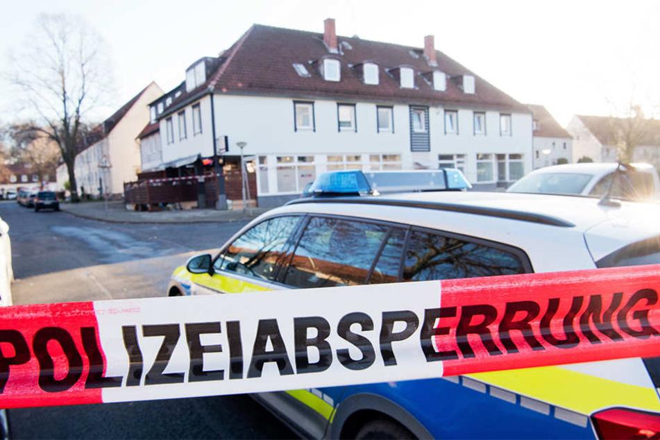 Die eintreffende Polizei konnte die Lage schließlich beruhigen. (Symbolbild)