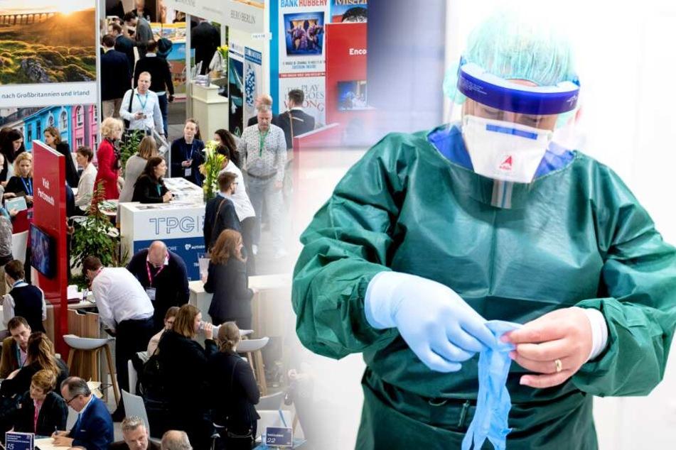 Wegen Coronavirus: Wird die ITB abgesagt?