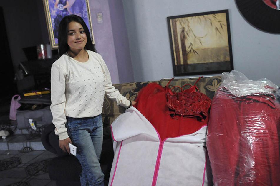 Bei der Geburtstagsparty von Rubí Ibarra García aus Mexiko haben 1,3 Millionen User zugesagt.