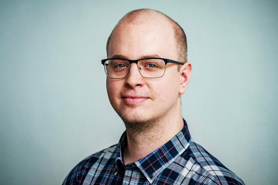 TAG24-Redakteur Niklas Perband.