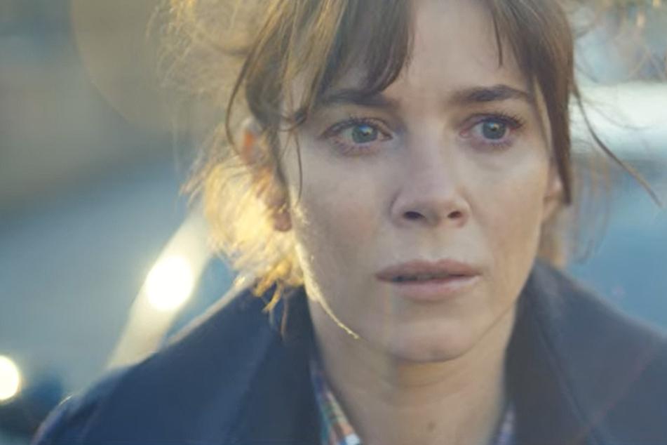 """Anna Friel (44) als Ermittlerin """"Marcella"""" in der zweiten Staffel bei Netflix."""
