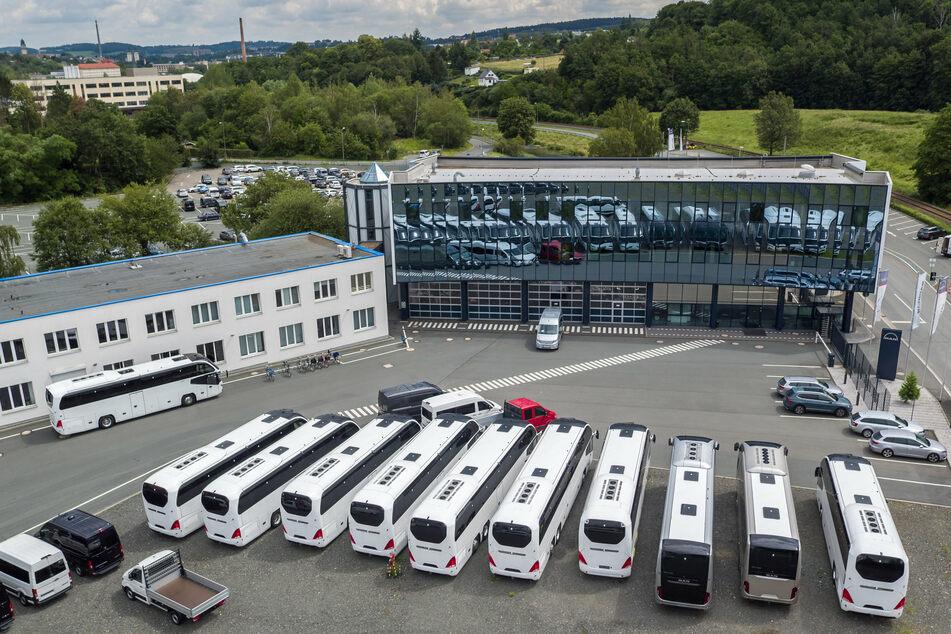 Das MAN-Werk in Plauen hat seit 1990 rund zwei Millionen Euro Fördermittel erhalten, nun steht der Standort vor der Schließung.