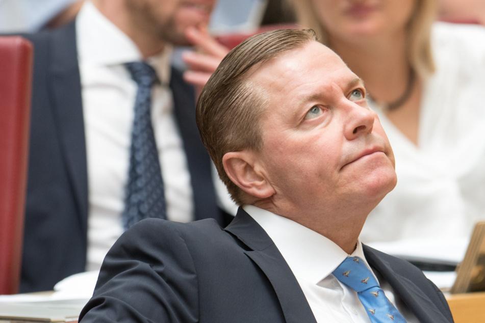 Landtags-AfD schrumpft weiter: Ralph Müller ist raus aus der Partei