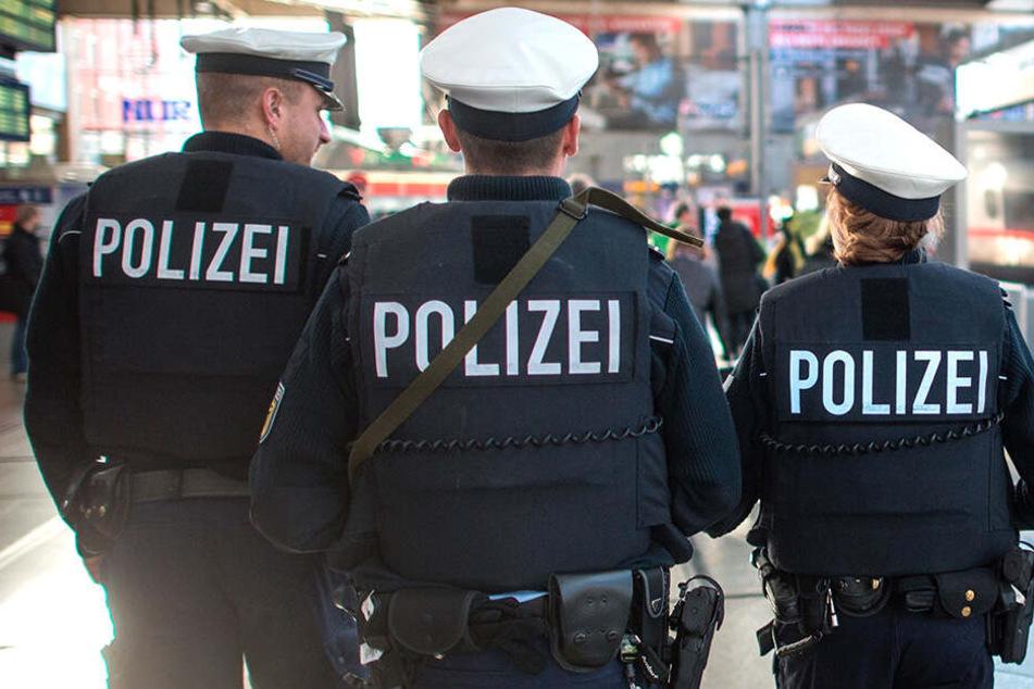 Die Bundespolizei nimmt Hinweise zum Vorfall entgegen.