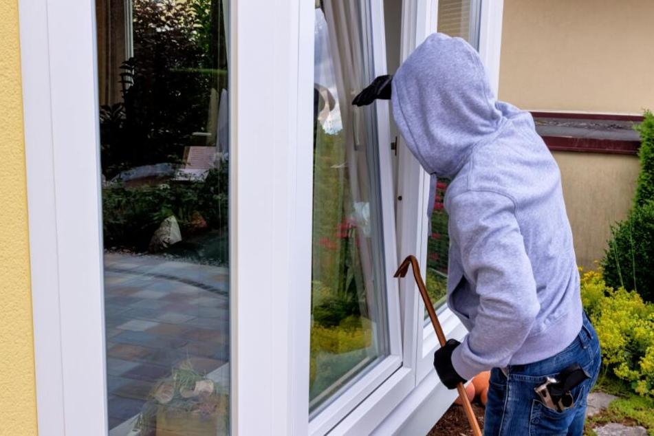 Einbrecher sucht ungewöhnliches Versteck vor der Polizei