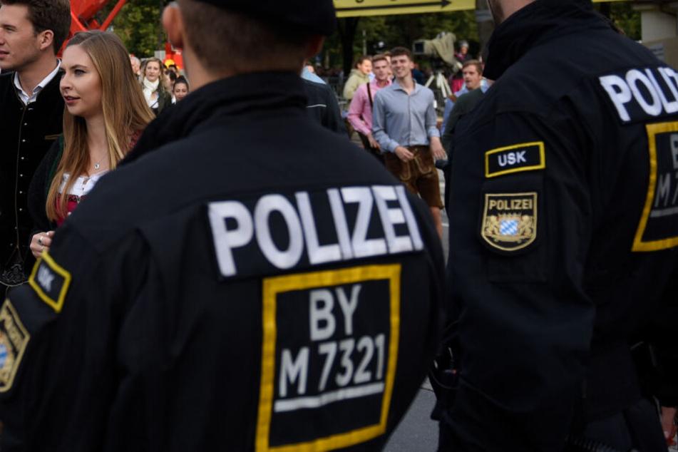 Die Polizei hat auch in diesem Jahr auf dem Oktoberfest wieder viel zu tun.